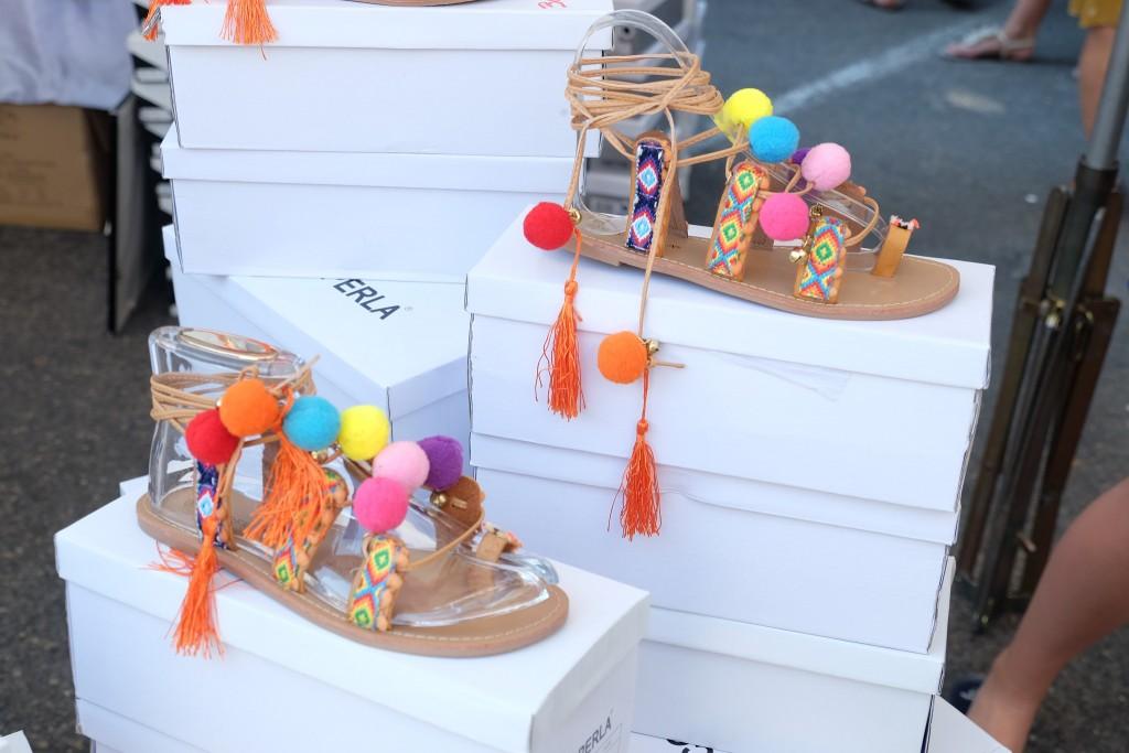 bunte Sandalen, colourful sandals, Zehensandale, spartiates, Sandalen bunt, Fashionblog, Fashion Blog, Modeblog, Lieblingsstil,2