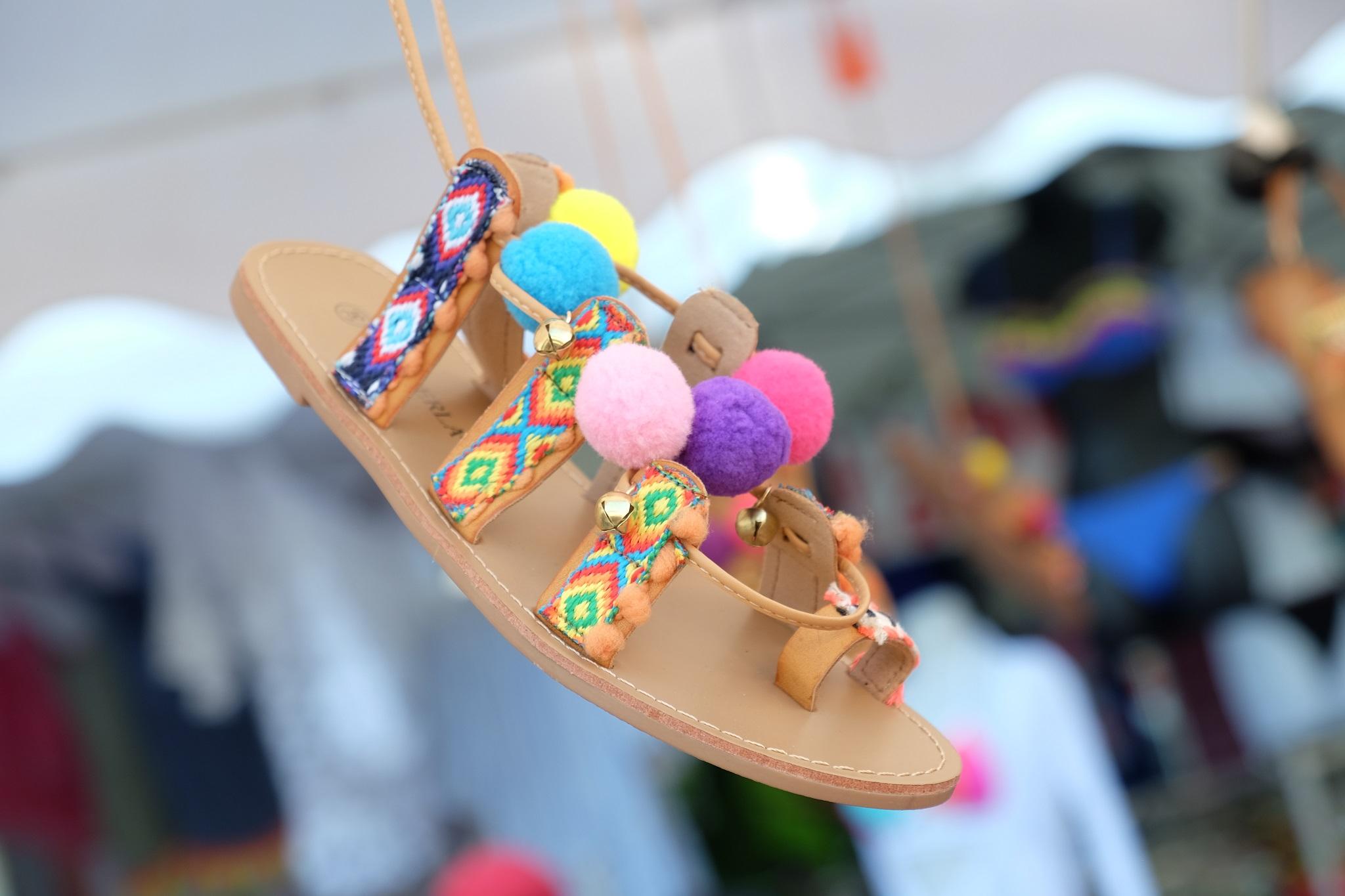 bunte Sandalen, colourful sandals, un pied au pérou, spartiates, Sandalen bunt, Sandalen Bömmel, Fashionblog, Fashion Blog, Modeblog, Lieblingsstil