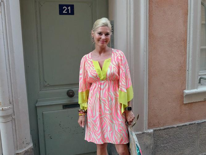 Alice&Trixie, Alice & Trixie New York, Modeblog, Fashion Blog, Fashionblog, Lieblingsstil, dress yellow pink