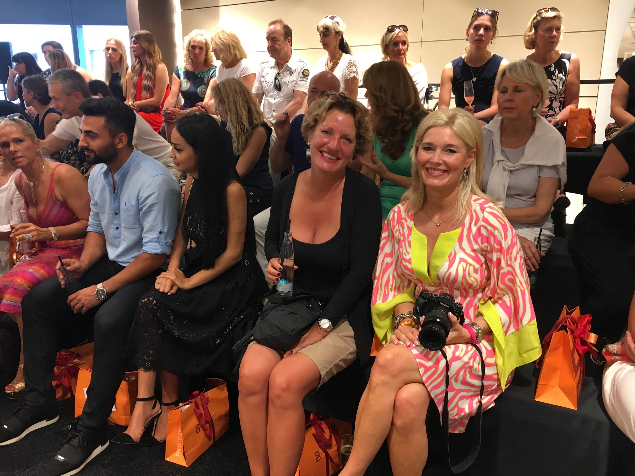 Breuninger-Fashion-Show,-Breuninger-Düsseldorf,-Front row,-Fashion-Blog,-Lieblingsstil