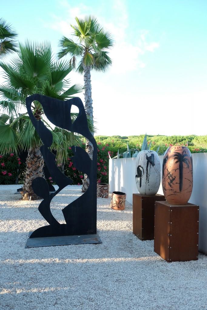 Stefan Szczesny Atelier Parc de St. Tropez, Stefan Szczesny studio, Stefan Szczesny Skulpturen, Lifestyleblog, St. Tropez Blogger, Lieblingsstil