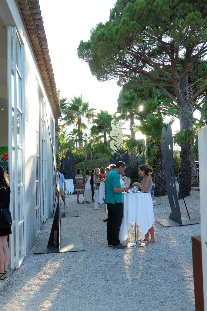 Stefan Szczesny Atelier Parc de St. Tropez, Stefan Szczesny studio, Stefan Szczesny event, Lifestyleblog, St. Tropez Blogger, Lieblingsstil