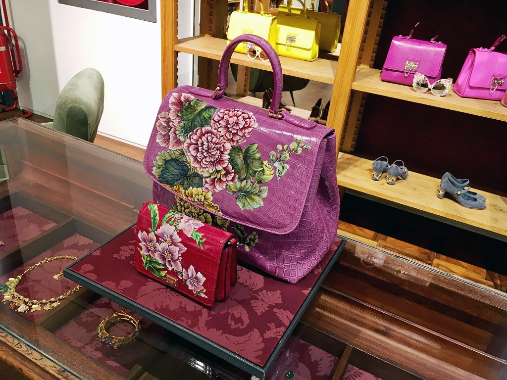 Dolce & Gabbana Fashion, Dolce & Gabbana Blumentasche, bag with flowers, Fashionblog, Lieblingsstil,x