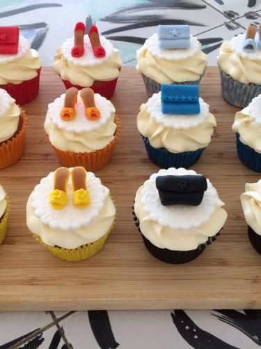Eva Szczesny Backkunst, modische Cupcakes, fashionable cupcake, cupcake high heels, cupcake bag, Lifestyleblog, Lieblingsstil