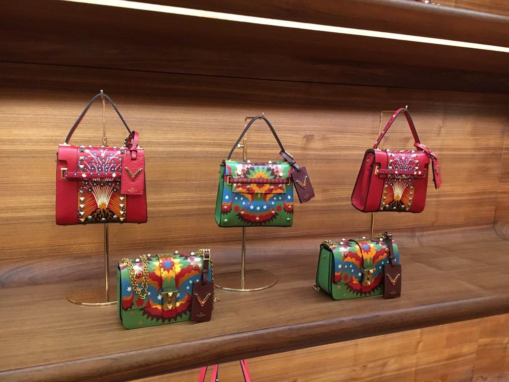 Valentino small bags, Valentini bags small, Valetino kleine Taschen, Taschen klein Valentino, Fashionblogger, Lieblingsstil