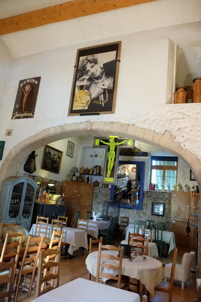 Restaurant Geimaud Terrasse