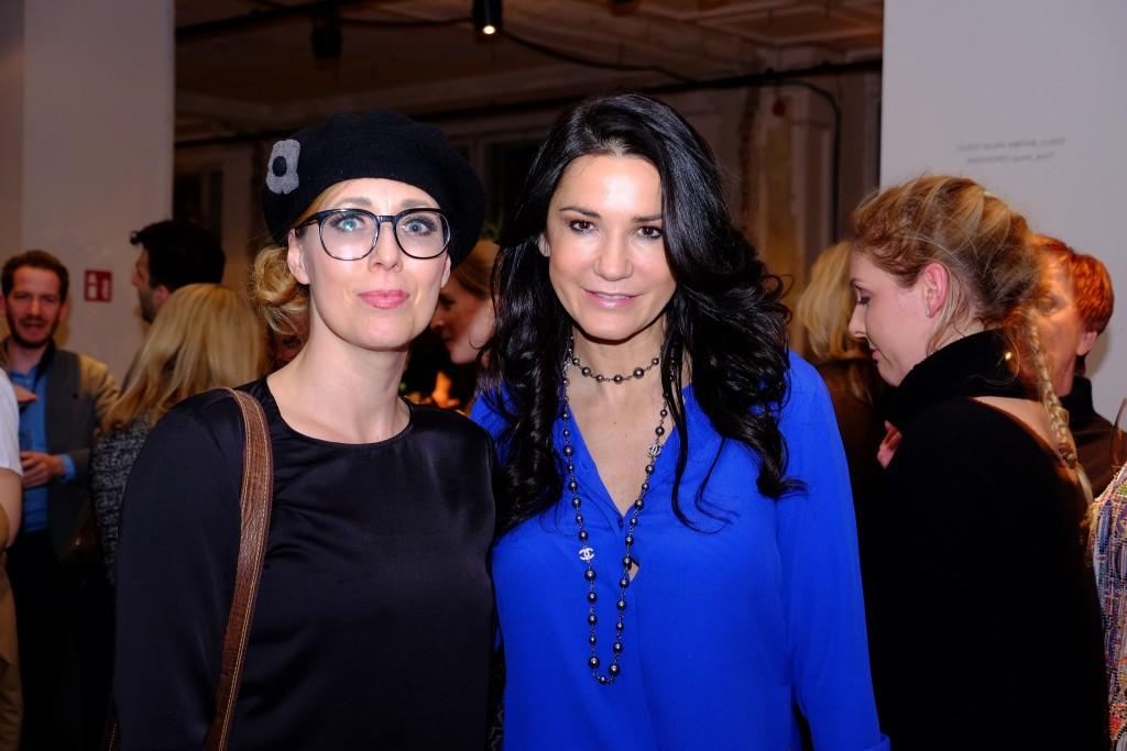 Beatrice Steinbach, Mariella Ahrens, Riani Fashion show, Fashionblog Lieblingsstil, Lieblingsstil.com, DSCF3647