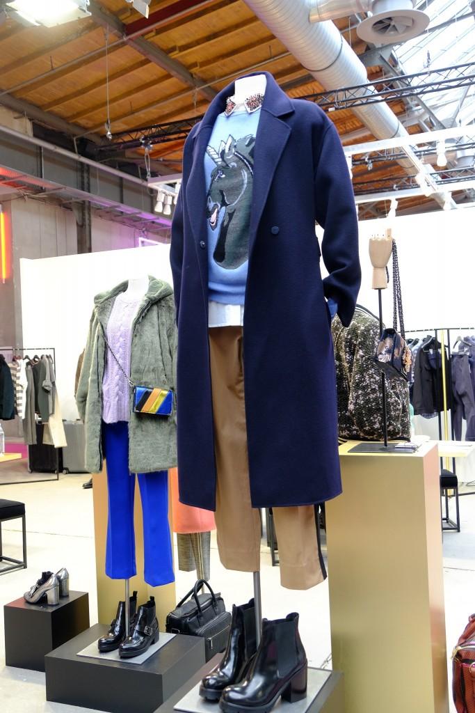 Essentiel Antwerp, Mustermix, Oppulenz Fashion, Oppulence Fashion, Fashion Trends Berlin, Fashion Week Trends 2018, Trends Winter 2018, Trends Fashion Fairs 2018, Lieblingsstil.com, DSCF3797