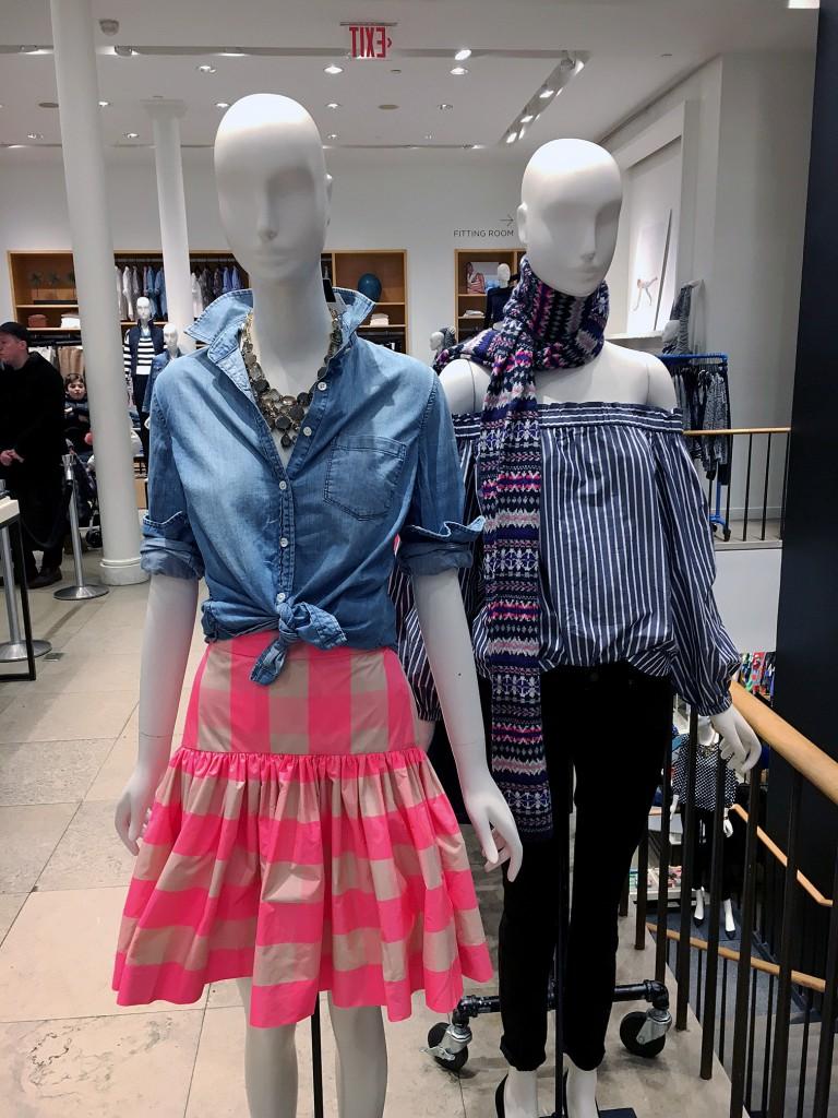 J Crew Style. J. Crew Fashion Style, JCrew Style, Shopping Soho, J. Crew Soho New York, Lieblingsstil.com, 1, IMG_5319