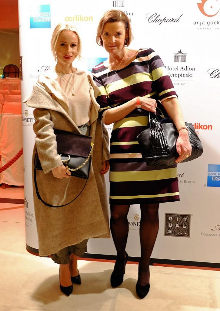 Julia Mosig Bloggerin, Dr. Anja Hermes Deutsche Modedesigner, Anja Gockel Fashion Show, Lieblingsstil.com,1, DSCF3255