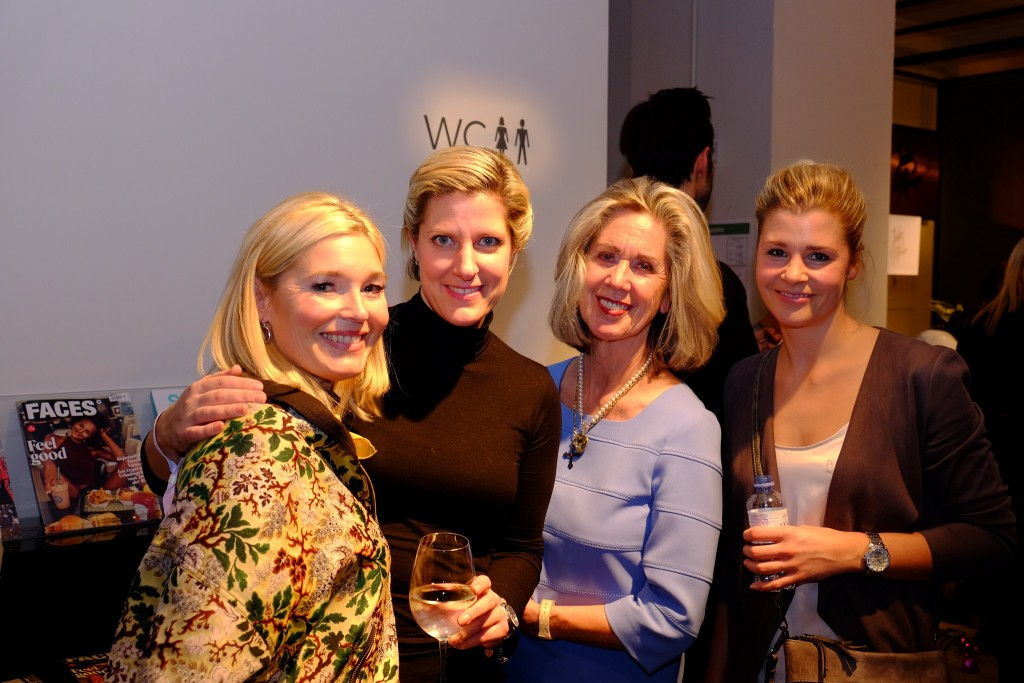 Petra Dieners, Andrea Greuner, Brunhilde Rieber, Anna Korbel, Riani Fashion Show Berlin, Lieblingsstil.com, DSCF3730