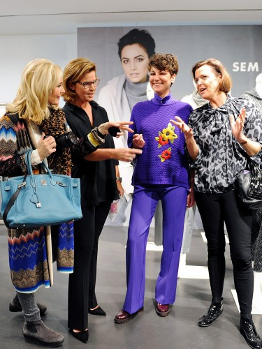 Petra Dieners, Sabine Lohèl, Model Sem Per Lei, Anja Hermes Deutsche Modedesigner, Copy Right Stella Publishing ,1, DSC_5545