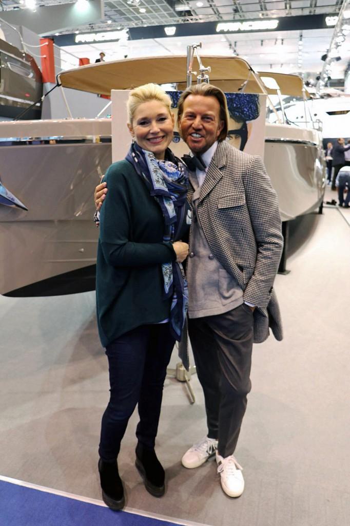 Petra Dieners, Sandro Rath, Frauscher Bootswerft, Boot Düsseldorf, Lieblingsstil.com,1, 2017-01-23-PHOTO-00000010 (002)