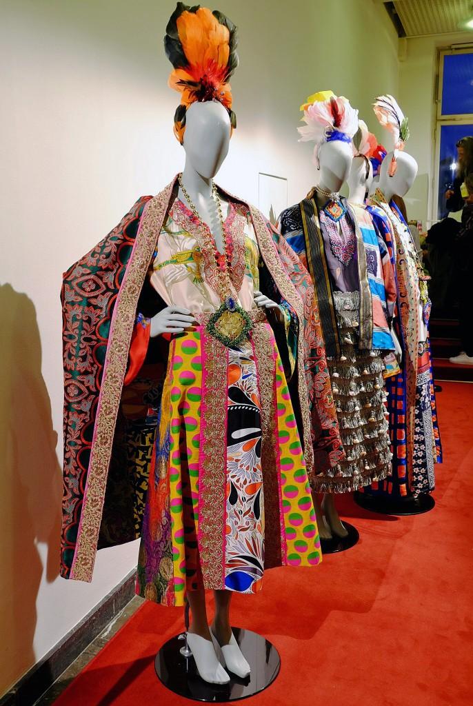 Rianna & Nina Berlin, Rianna und Nina Berlin, Patchwork edel, Vogue Fashion Salon, Kronprinzenpalais, Fashionblog Lieblingsstil, Lieblingsstil.com, DSCF3851