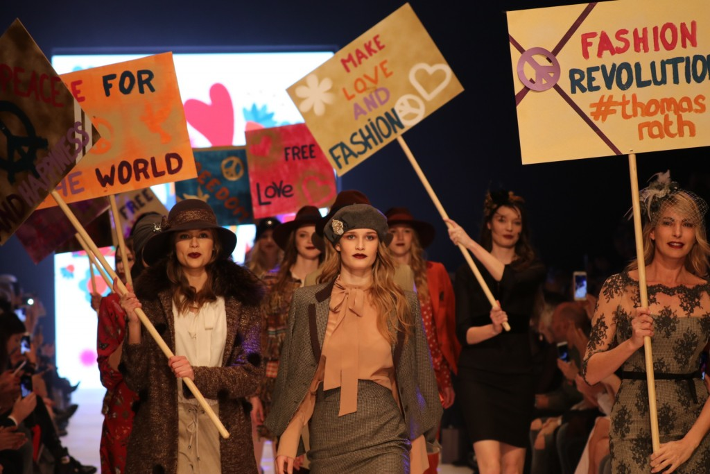 Thomas Rath Love and Peace Show, Thomas Rath Fashion Revolution, Thomas Rath Fashion Show, Lieblingsstil.com, Fashionblog Lieblingsstil, CR Uwe Erensmann, 6174589136_IMG_7202