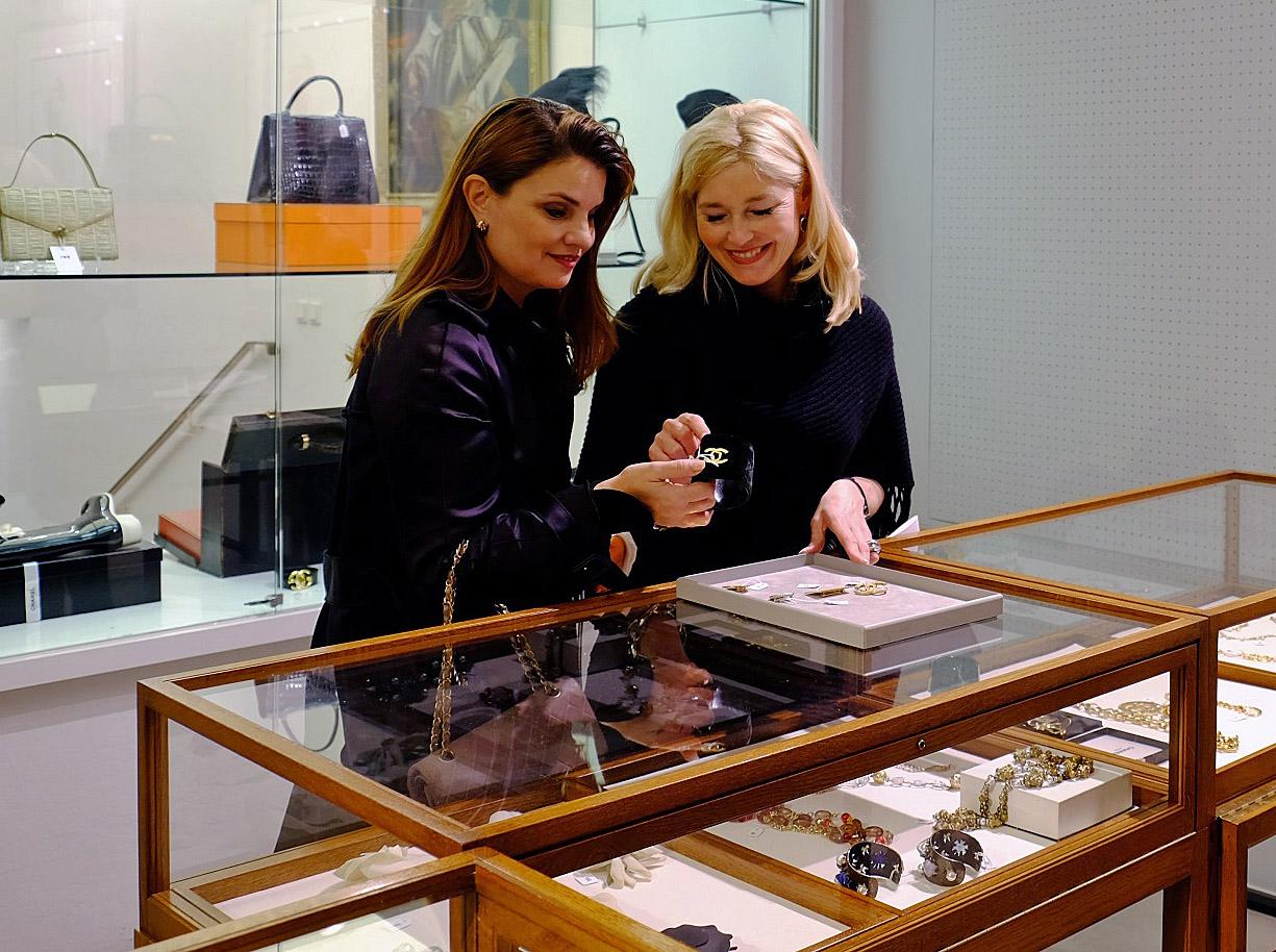 Corina Krawinkel, Petra Dieners, Kunsthaus Lempertz Köln, Chanel Auktion Preview, Chanel auction preview, Lieblingsstil.com, 1,DSCF4385