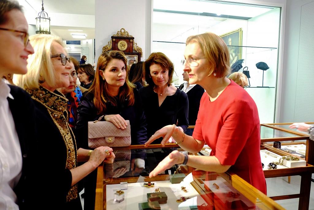 Kunsthaus Lempertz, Friederike von Truchseß, Dr. Corina Krawinkel, Chanel Auktion Preview, Lieblingsstil.com, 1,DSCF4315
