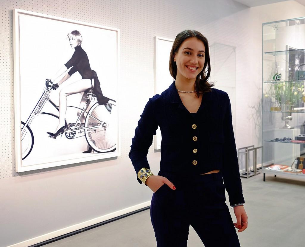 Michelle Krawinkel, Manschettenarmreif Byzance Robert Goossens, Kunsthaus Lempertz, Chanel Auktion, Lieblingsstil.com, 1,DSCF4356