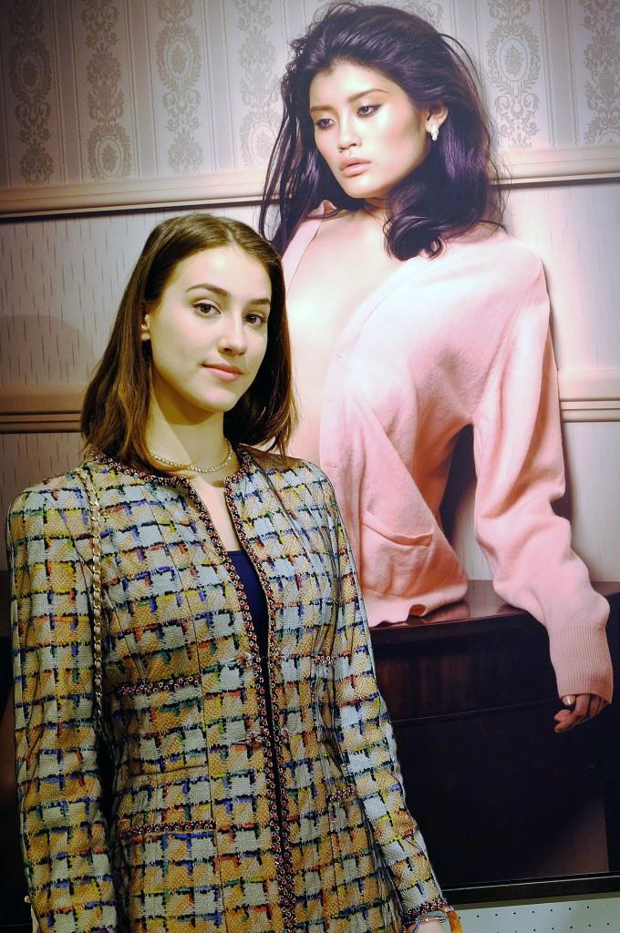 Michelle Krawinkel, Veste Chanel Boutique vintage, Chanel Jacke Vintage, Chanel Auktion Lempertz Köln, Chanel aution, Lieblingsstil.com, 1,DSCF4439