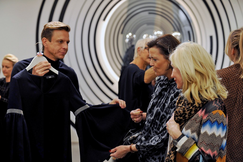Steffen Schraut Showroom, Steffen Schraut, Dr. Anja Hermes, Petra Dieners, Lieblingsstil.com, Fashionlog Lieblingsstil, 1,DSC_5480
