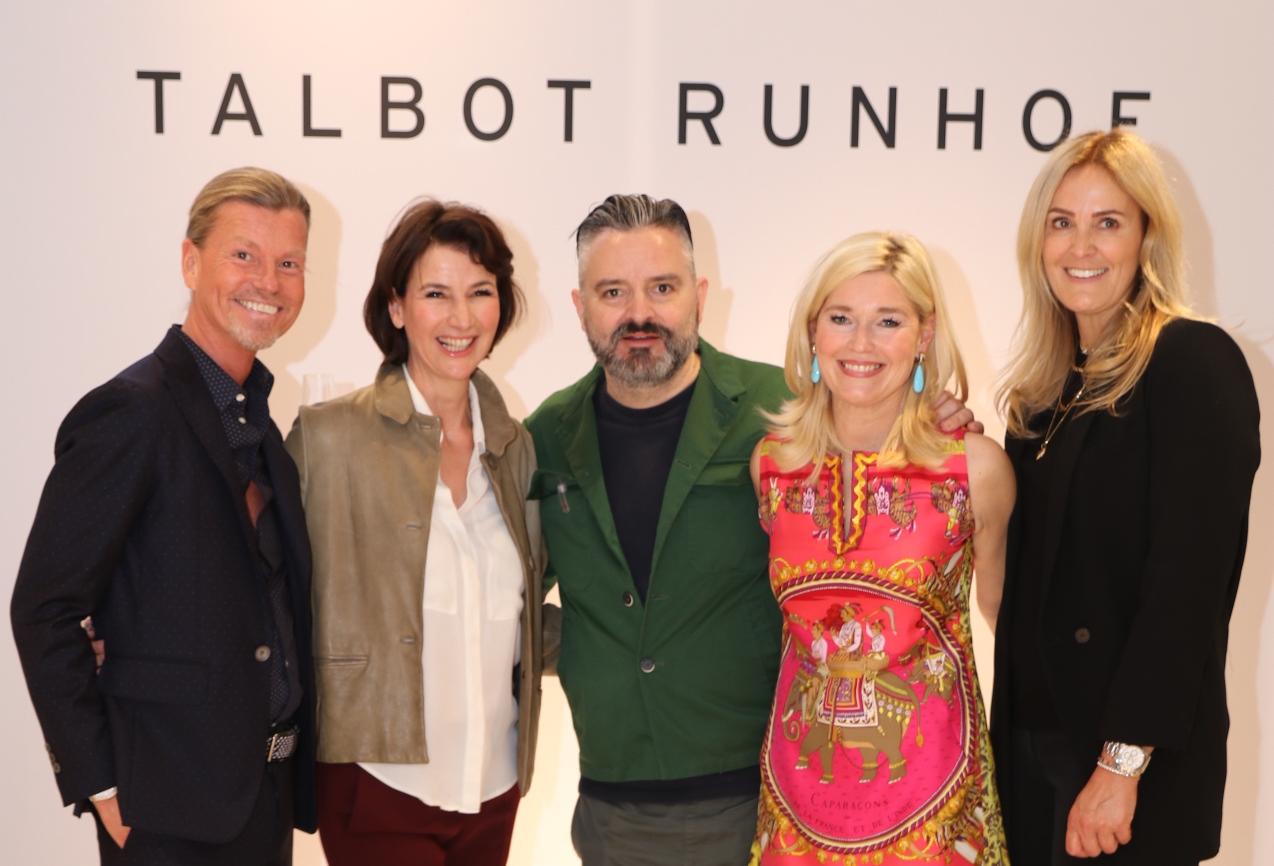 Bert Sterck, Dorothee Achenbach, Adrian Runhof, Birgit Kaiser-Hamelmann, Breuninger Düsseldorf, Talbot Runhof Fashion Show, Fashion-Blog, Lieblingsstil.com,1, Kopie