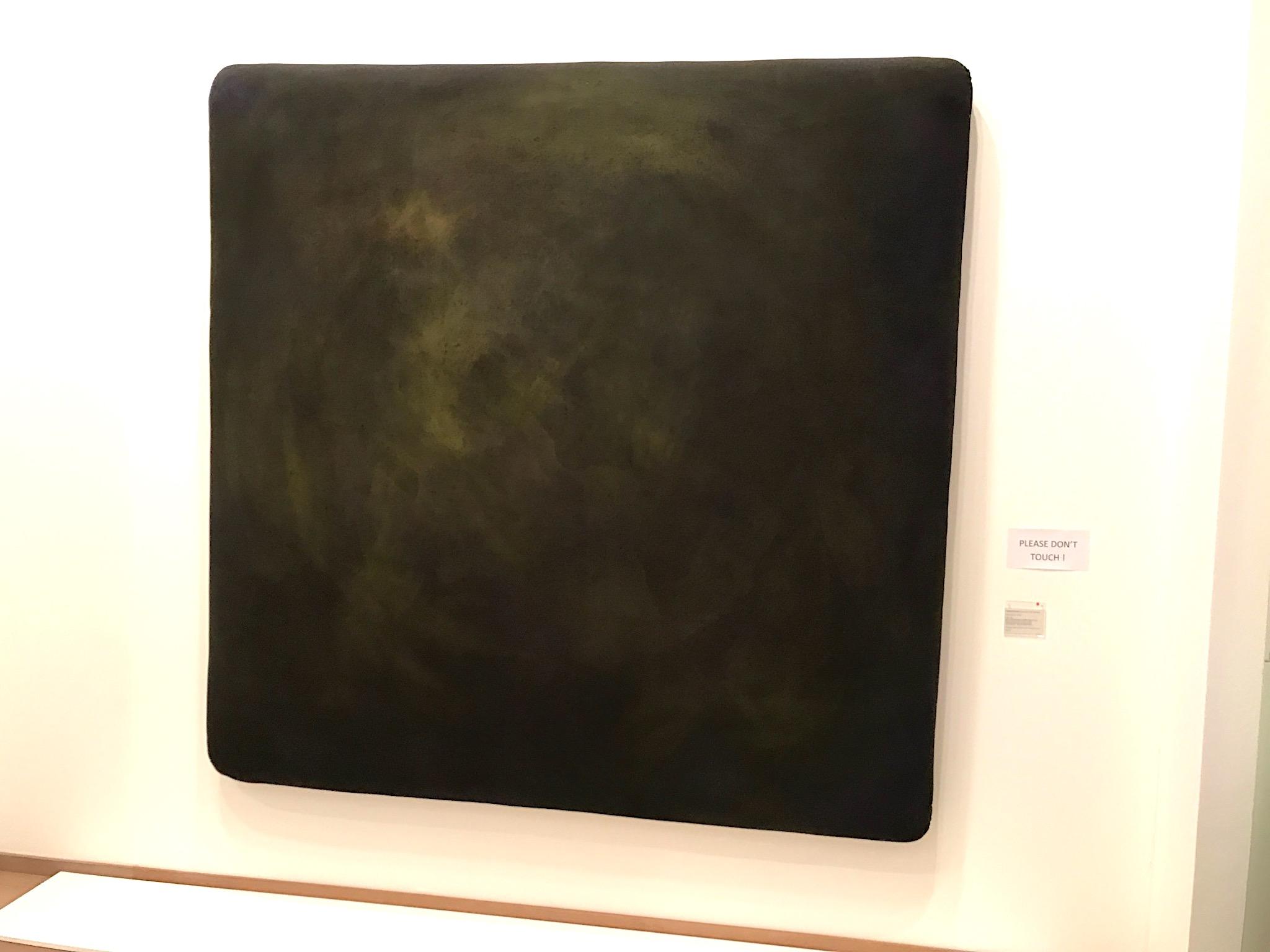 Gotthard Graubner, Frabraumkörper, Galerie Karsten Greve, TEFAF Kunstführung, Lieblingsstil.com
