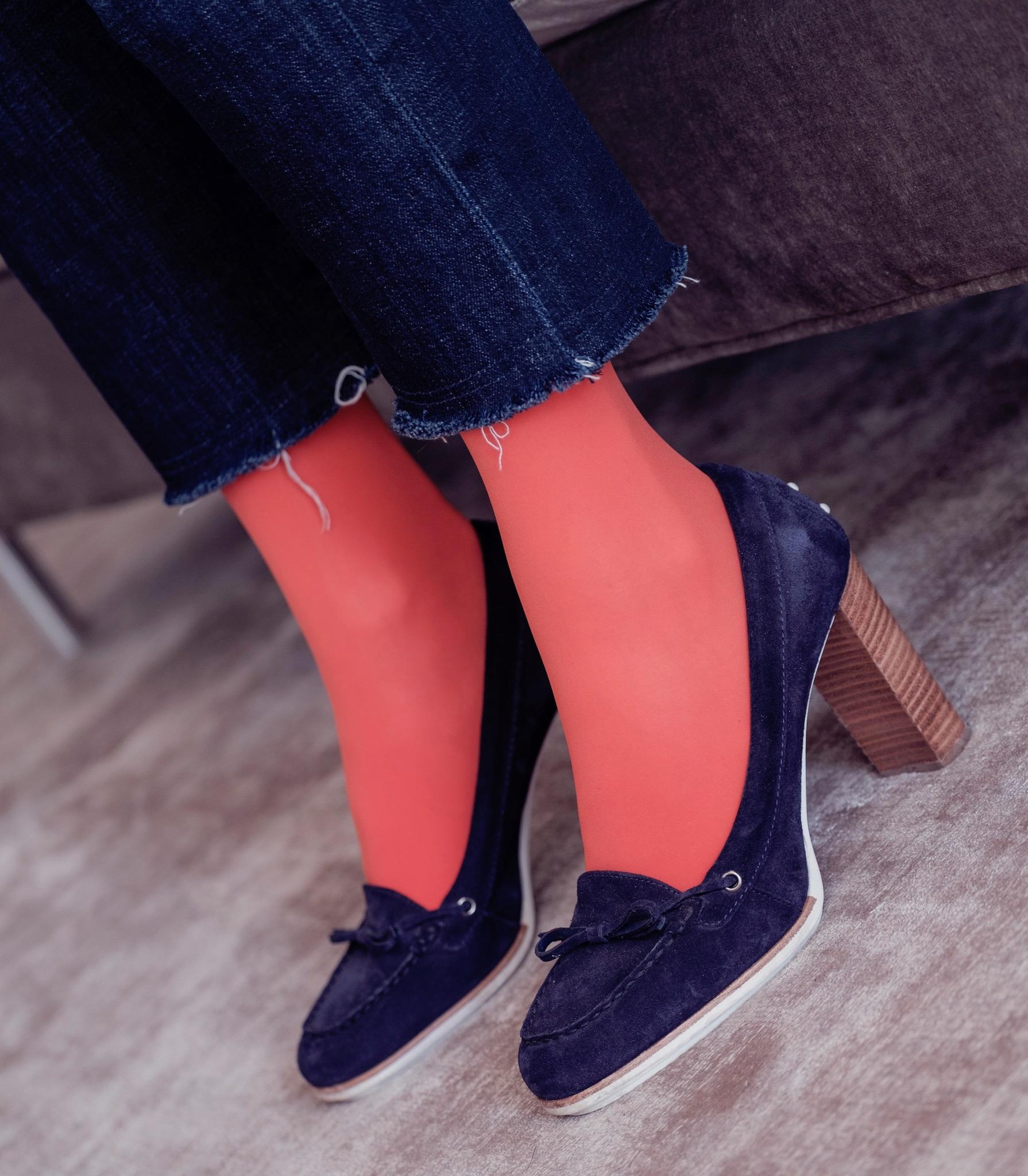 Itemm6 Strümpfe, itemm6 stockings, Strümpfe orange, fashion-blog, Lieblingsstil.com,