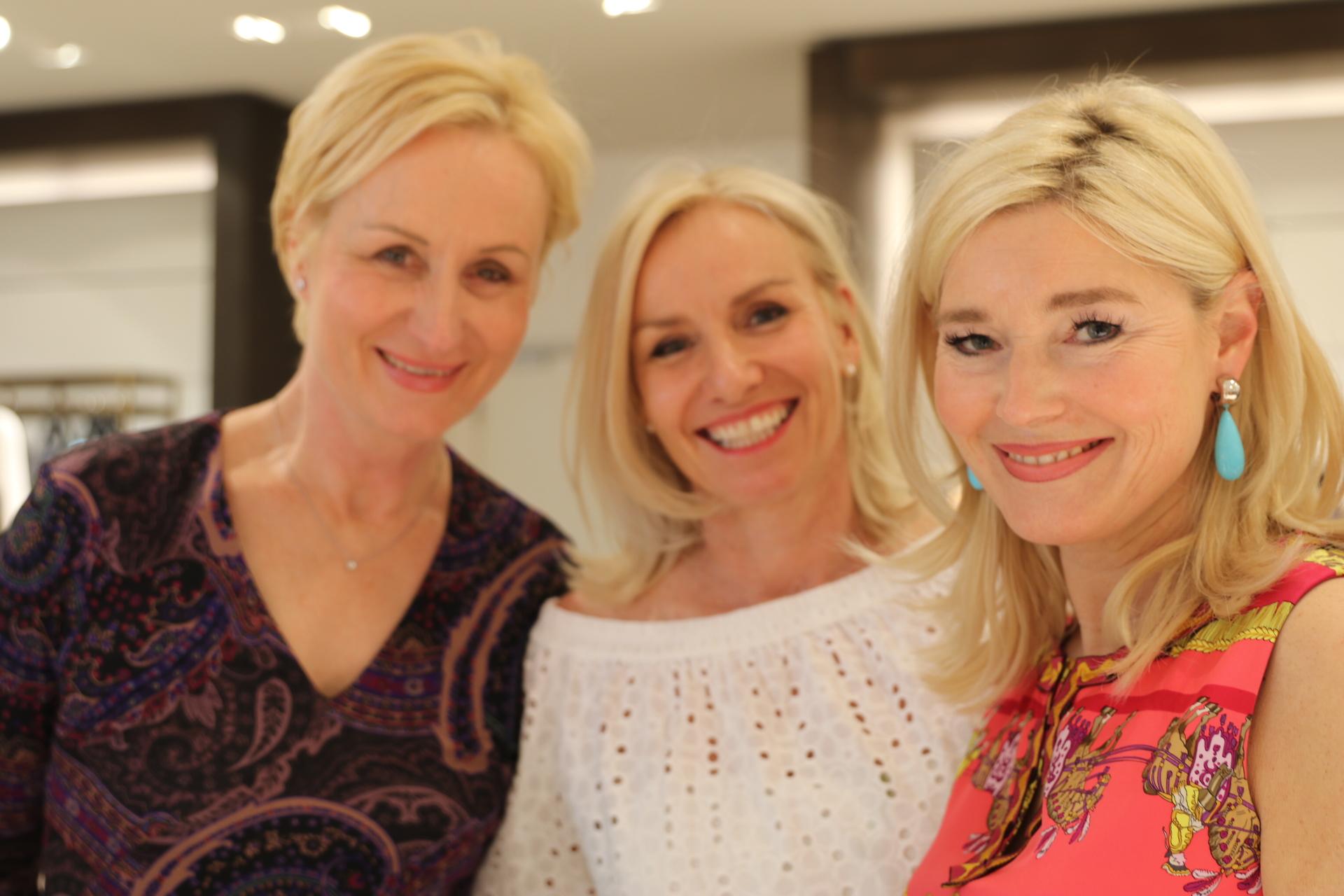 Marion Bock, Petra Schlösser, Petra Dieners, Fashion-Blog Lieblingsstil, Lieblingsstil.com,