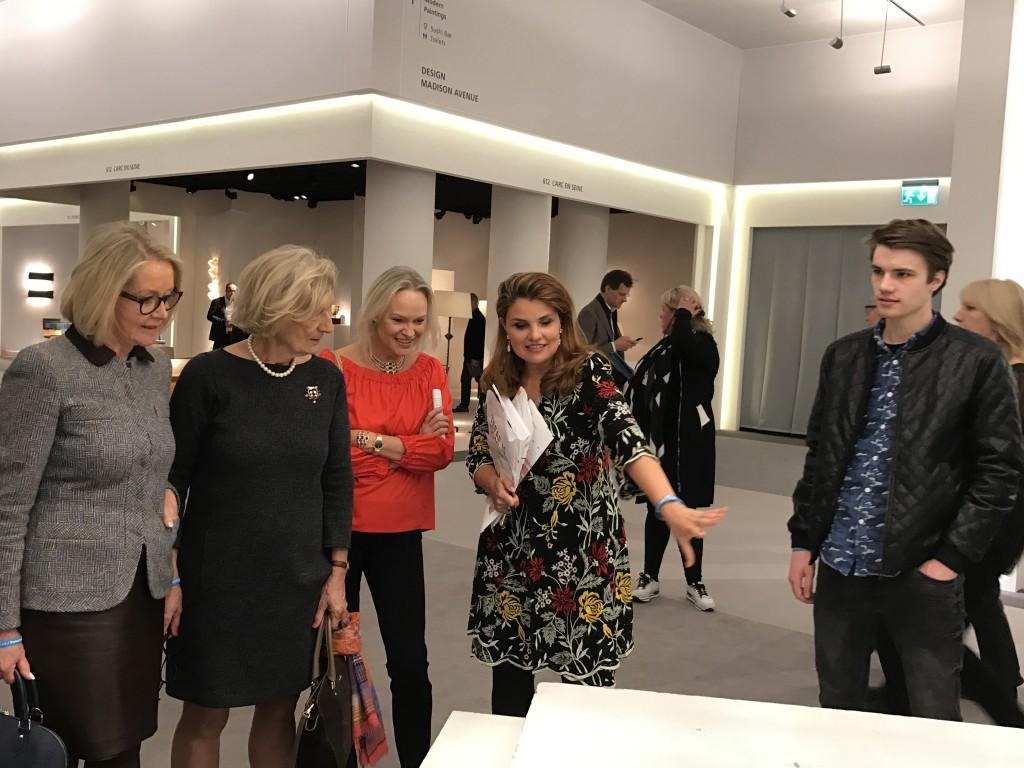 TEFAF art tour, Dr. Corina Krawinkel Kunstrundgang TEFAF, Lieblingsstil.com,
