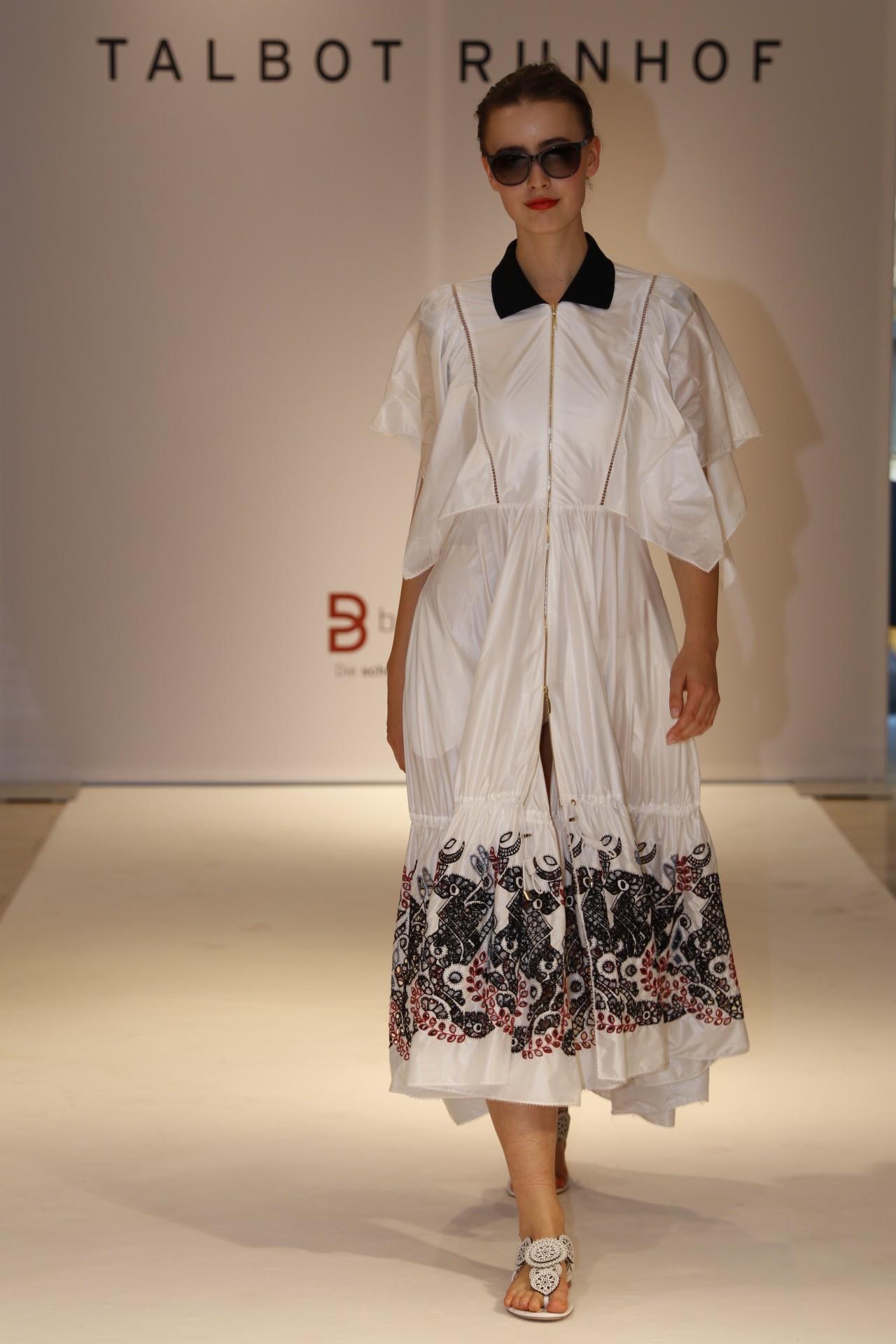 Talbot Runhof Kleid, Talbot Runhof Fashion Show, Breuninger Düsseldorf, Fashion-Blog, Lieblingsstil.com,2