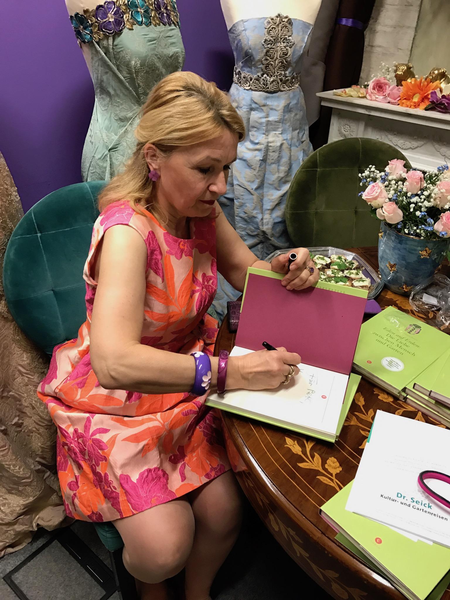 Christa Hasselhorst Eden auf Erden, Christa Hasselhorst Gärtnerin und Autorin, Lifestyle-Blog, Lieblingsstil.com