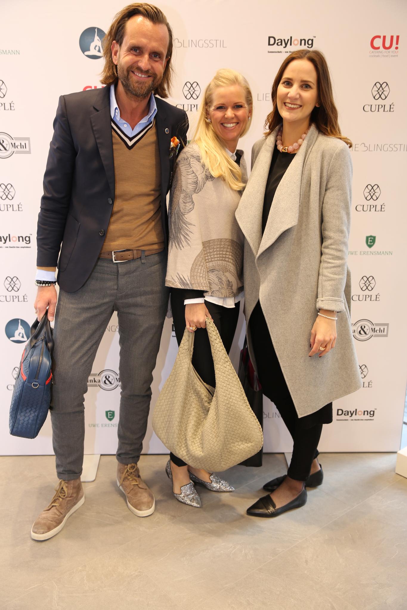 Cuplé Düsseldorf Fashionshow, Stephan Schneider Brauksiepe, Anna Schneider, Carina Gronen, Lifestyle-Blog, Lieblingsstil.com JPG