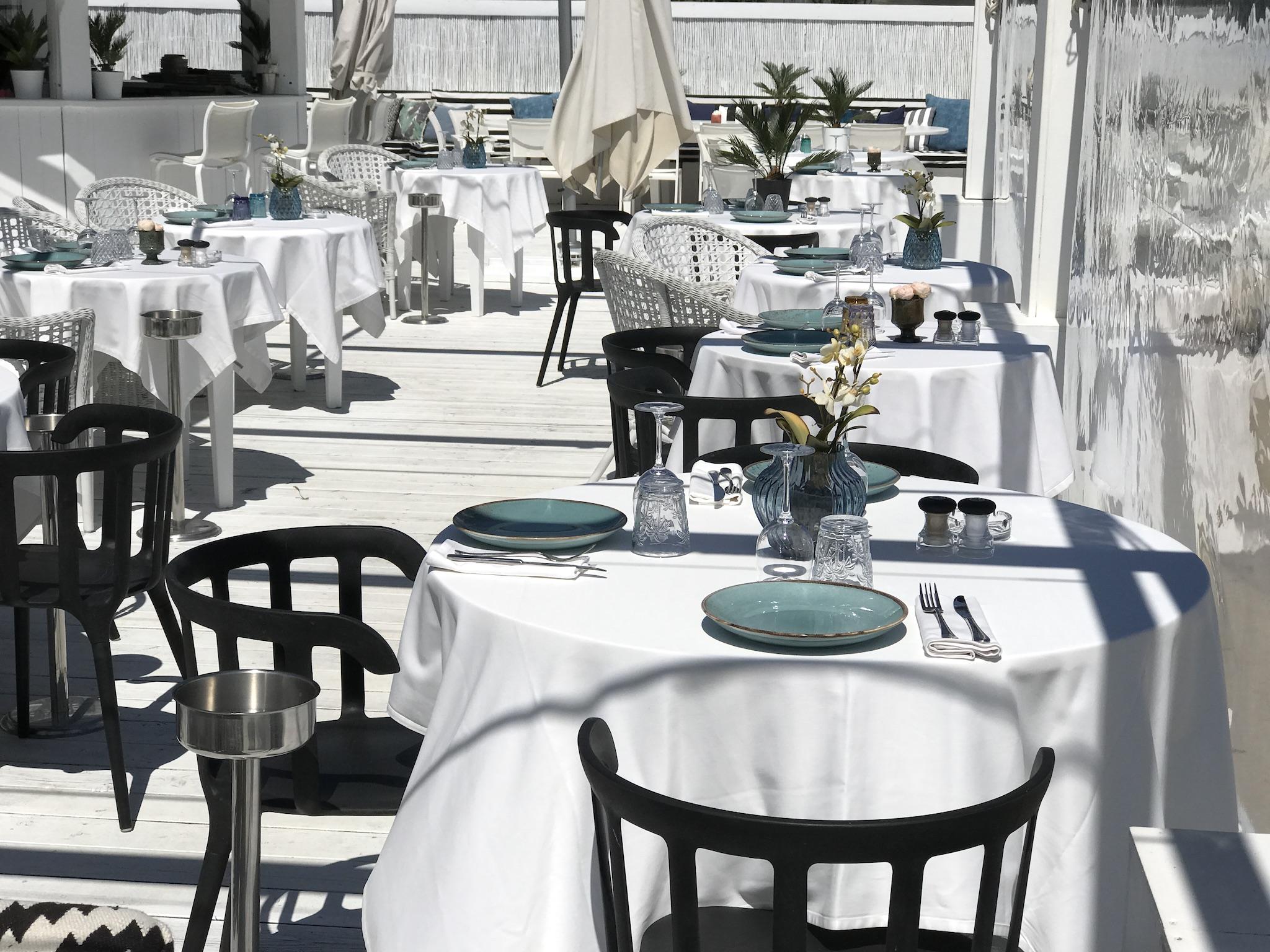 Maison Bianca Plage, Maison Bianca Beach St. Tropez, stylish Beach club St. Tropez, schöner Strand Club St. Tropez, Lifestyle-Blog, Lieblingstil.com