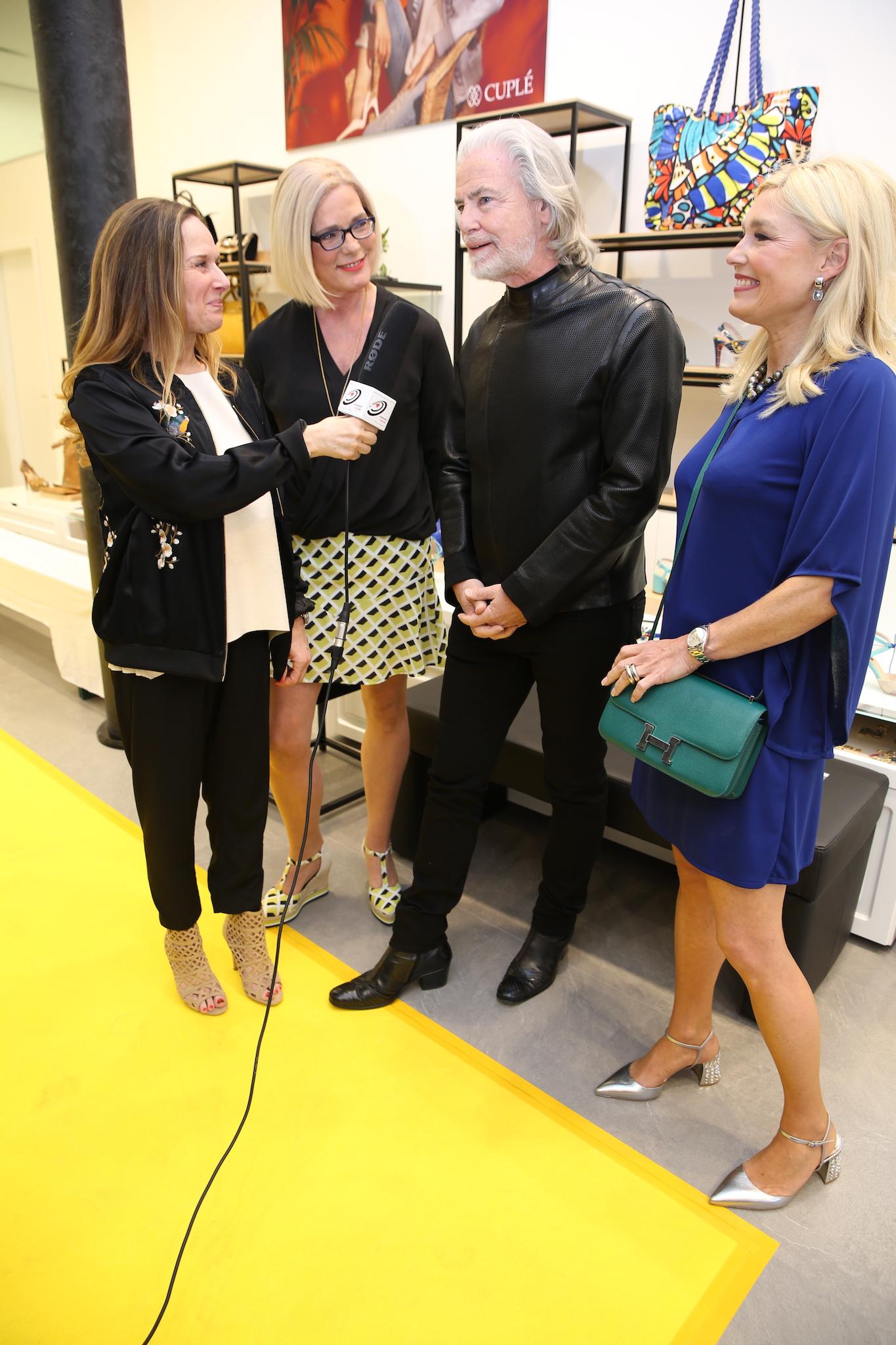 Martina Ullrich, Gudrun Garces, Hermann Bühlbecker, Petra Dieners, Cuplé Düsseldorf, Fashion-Blog, Lieblingsstil.com,1,