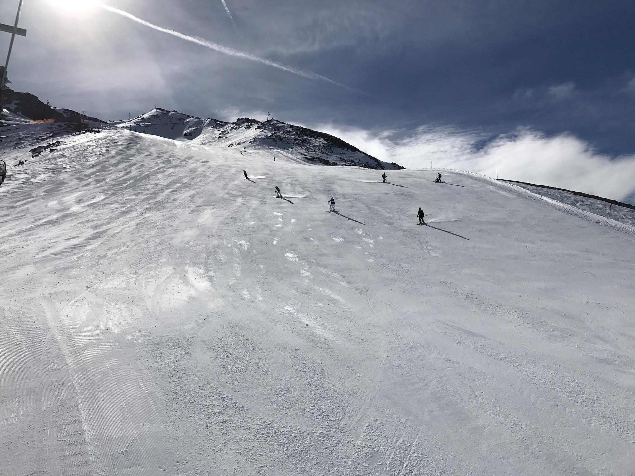 Obergurgl slope, Obergurgl Skipiste, Lifestyle Blog, Lieblingsstil.com