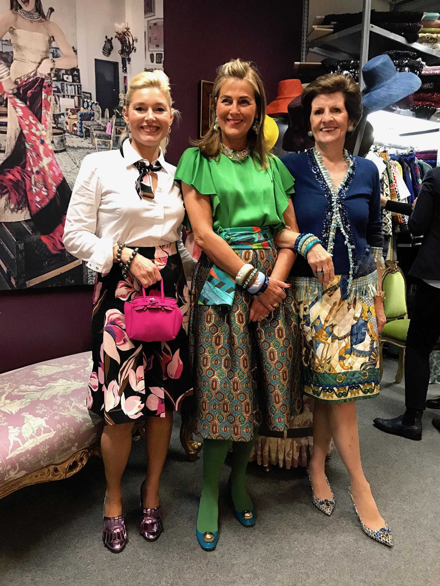 Petra Dieners, Siggi Spiegelburg, Monika Gottlieb, Fashion-Blog, Lieblingsstil.com