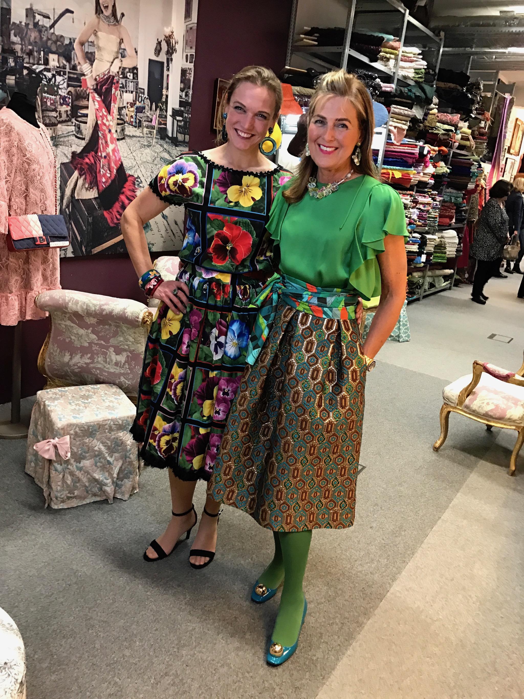 Siggi Spiegelburg in ihrem Atelier, Siggi Spiegelburg Atelier, Fashion-Blog, Lieblingsstil.com
