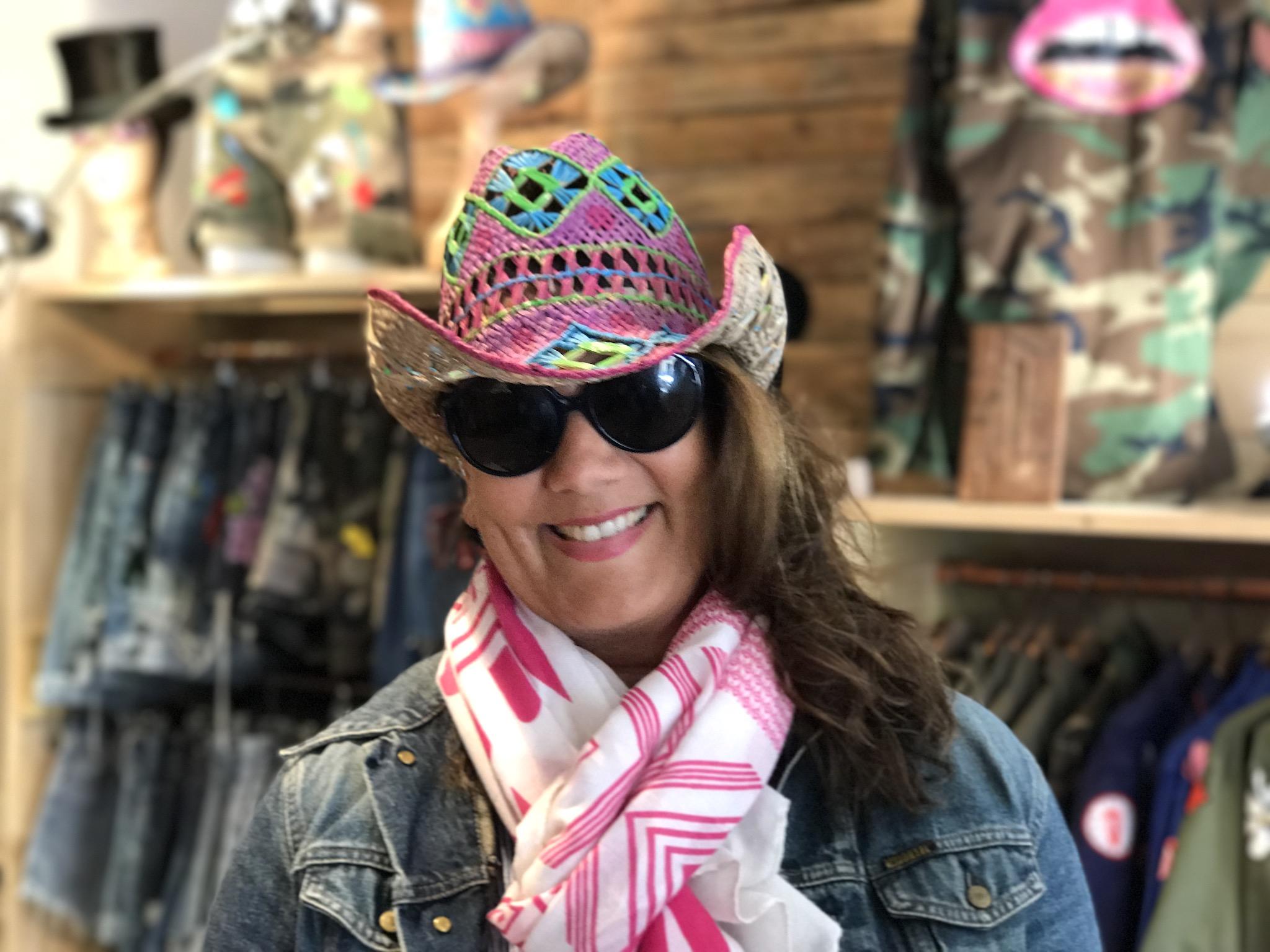 Cowboyhut trendy, Fashion-Blog, Lieblingsstil.com,