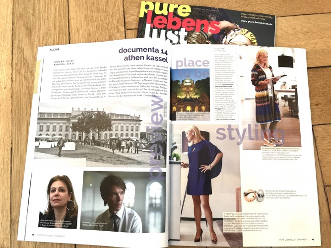 Dorothee Achenbach schreibt über die Documenta in Kassel, Documenta Kassel Modetipps, Documenta Kassel fashion tipps, Fashion-Blog, Lieblingsstil.com,