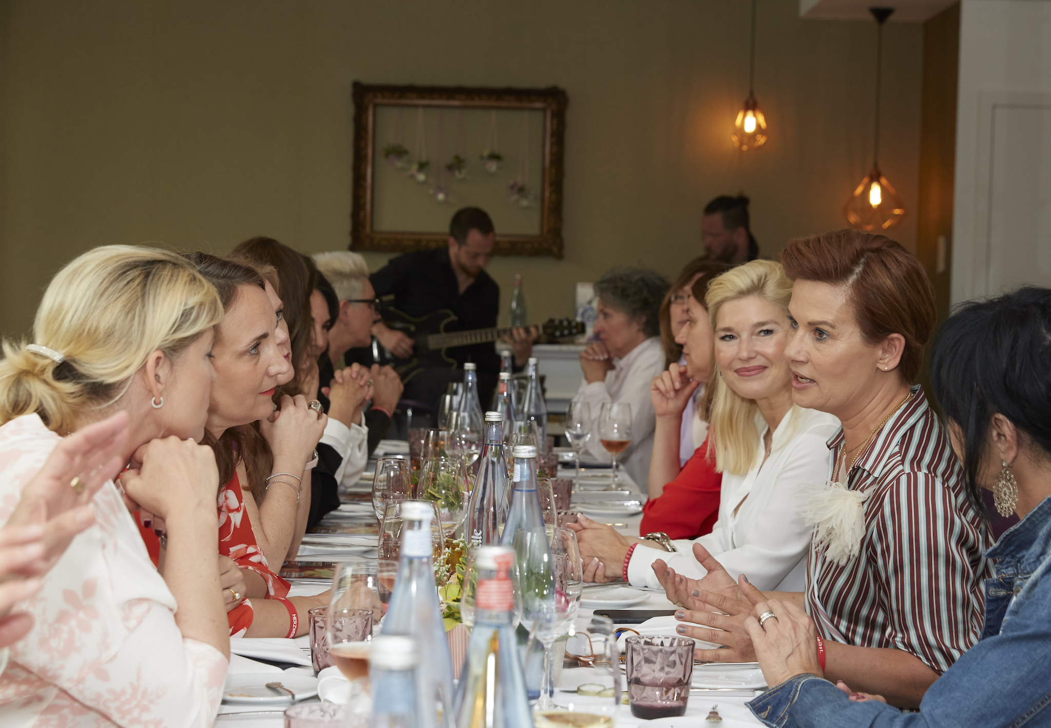 Herzwerk Ladies Lunch, Jenny Jürgens Herzwerk Lunch, Jenny Jürgens Ladies Lunch, Lifest-Blog, Lieblingsstil.com,