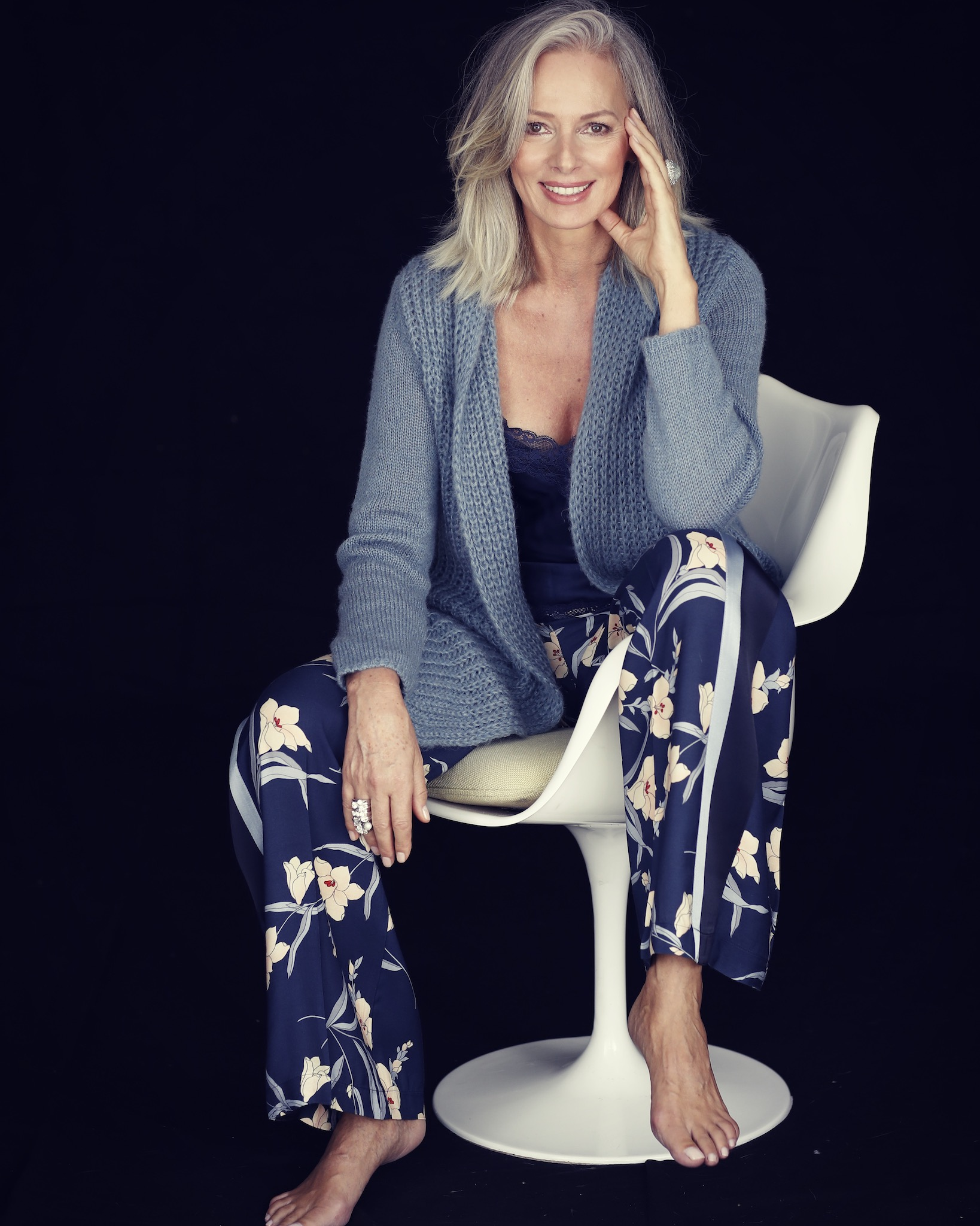 Petra van Bremen Model über 50, Petra van Bremens Stil, Model mit über 50, Fashion-Blog, Lieblingsstil.com,