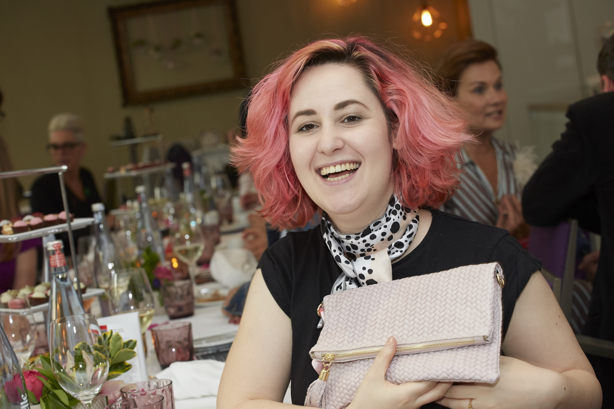 Stella Achenbach Designerin, Herzwerk Ladies Lunch, Lifestsyle Blog, Lieblingsstil.com,