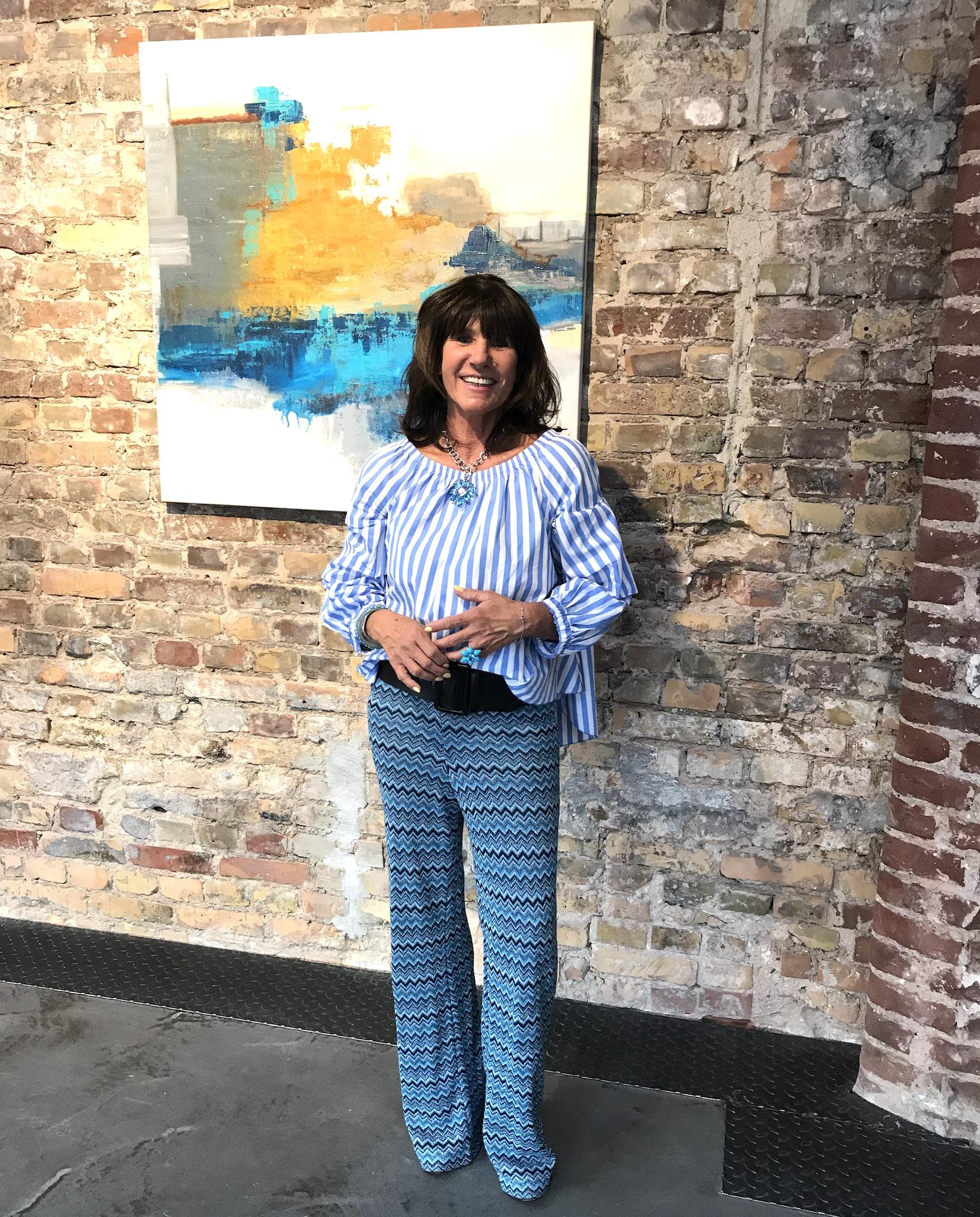 Ariane Paffrath, Gallery Ariane Paffrath, Missoni Hose,Lifestyle-Blog, Lieblingsstil.com,