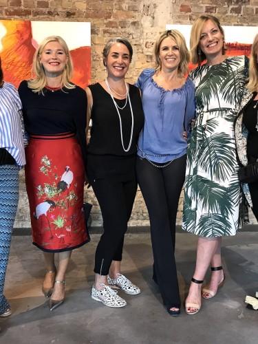 Ariane Paffrath, Petra Dieners, Marisabel Gonzales, Claudia Gericke, Katharina Zilkowski, Tanja Kleine-Quadflieg, Lifestyle-Blog, Lieblingsstil.com,