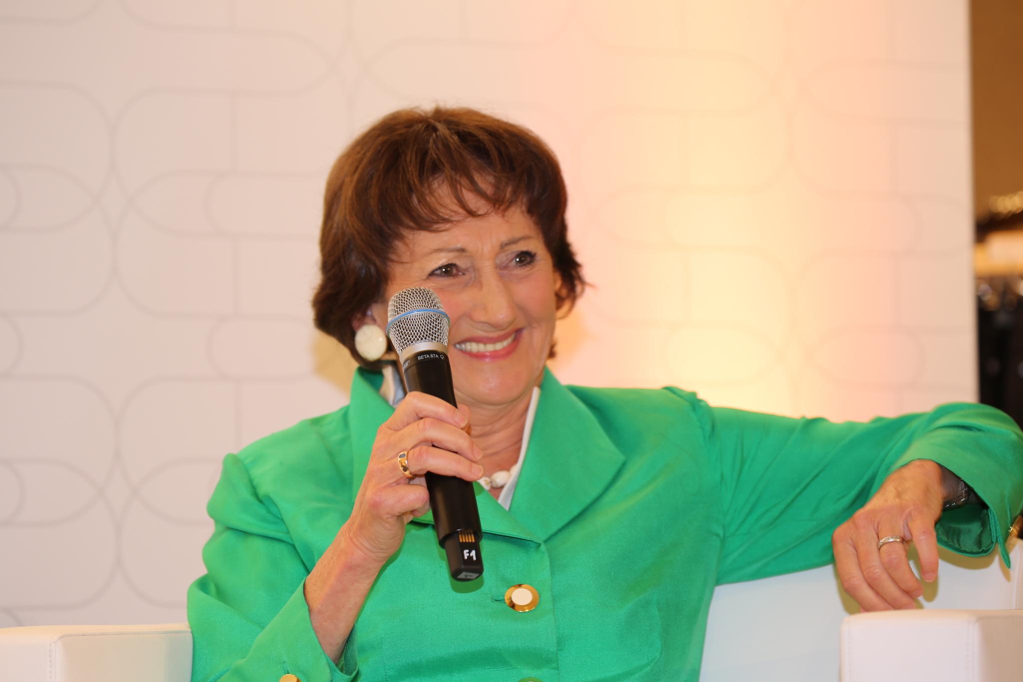 Dr. Helga Breuninger, Breuninger Talk, Lifestyle Blog, Lieblingsstil.com,