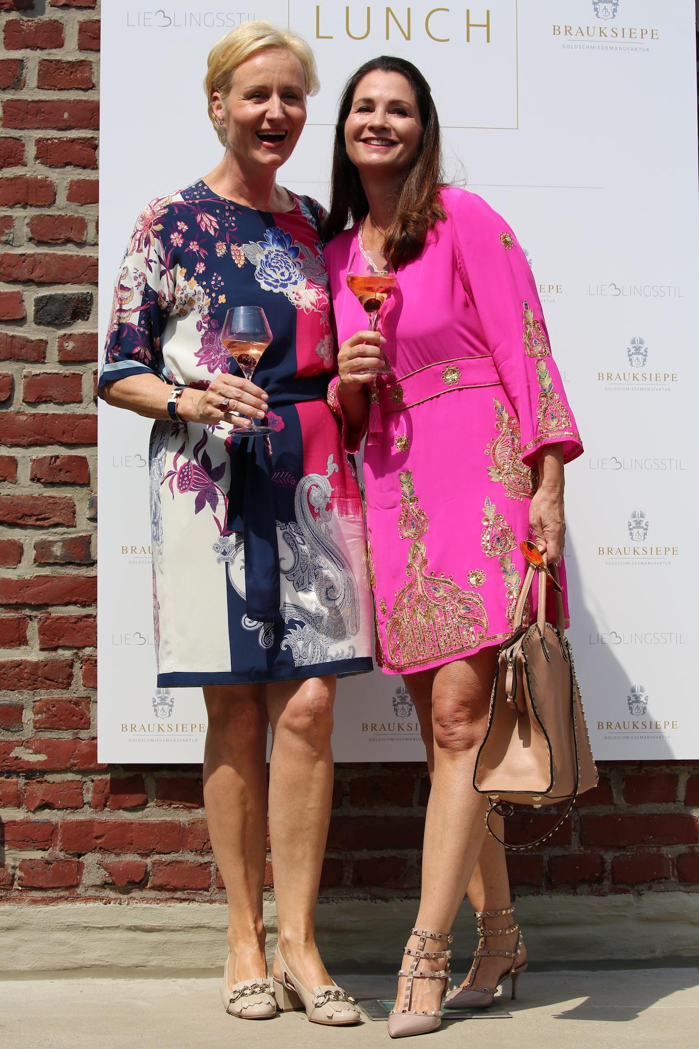 Marion Bock Galderma, Dr. Jutta Henscheid, Brauksiepe Ladies Lunch, Lifestyle-Blog, Lieblingsstil.com,