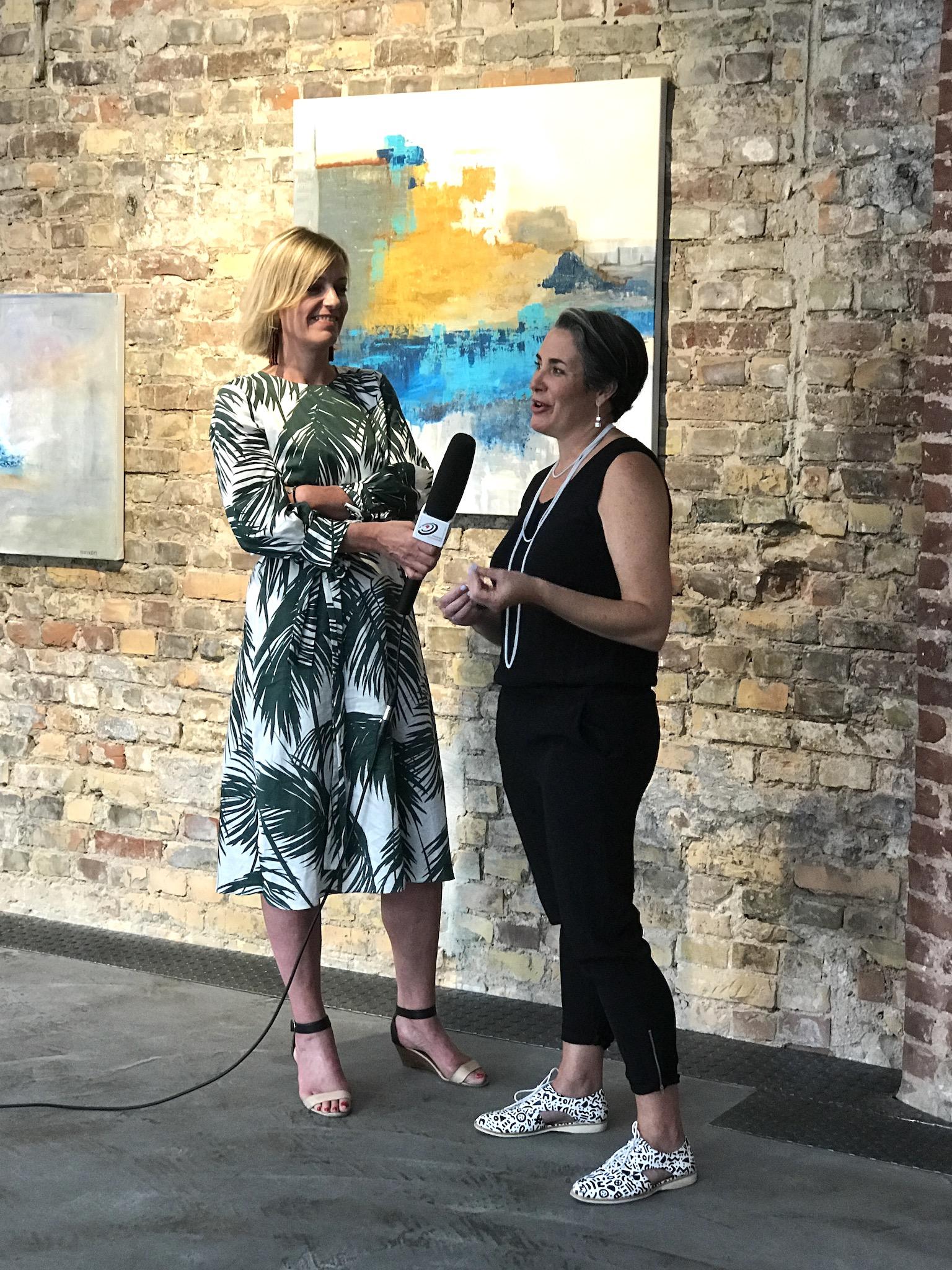 Marisabel Gonzales im Interview mit Katharina Zilkowski, Gallery Ariane Paffrath, Lifestyle-Blog, Lieblingsstil.com,