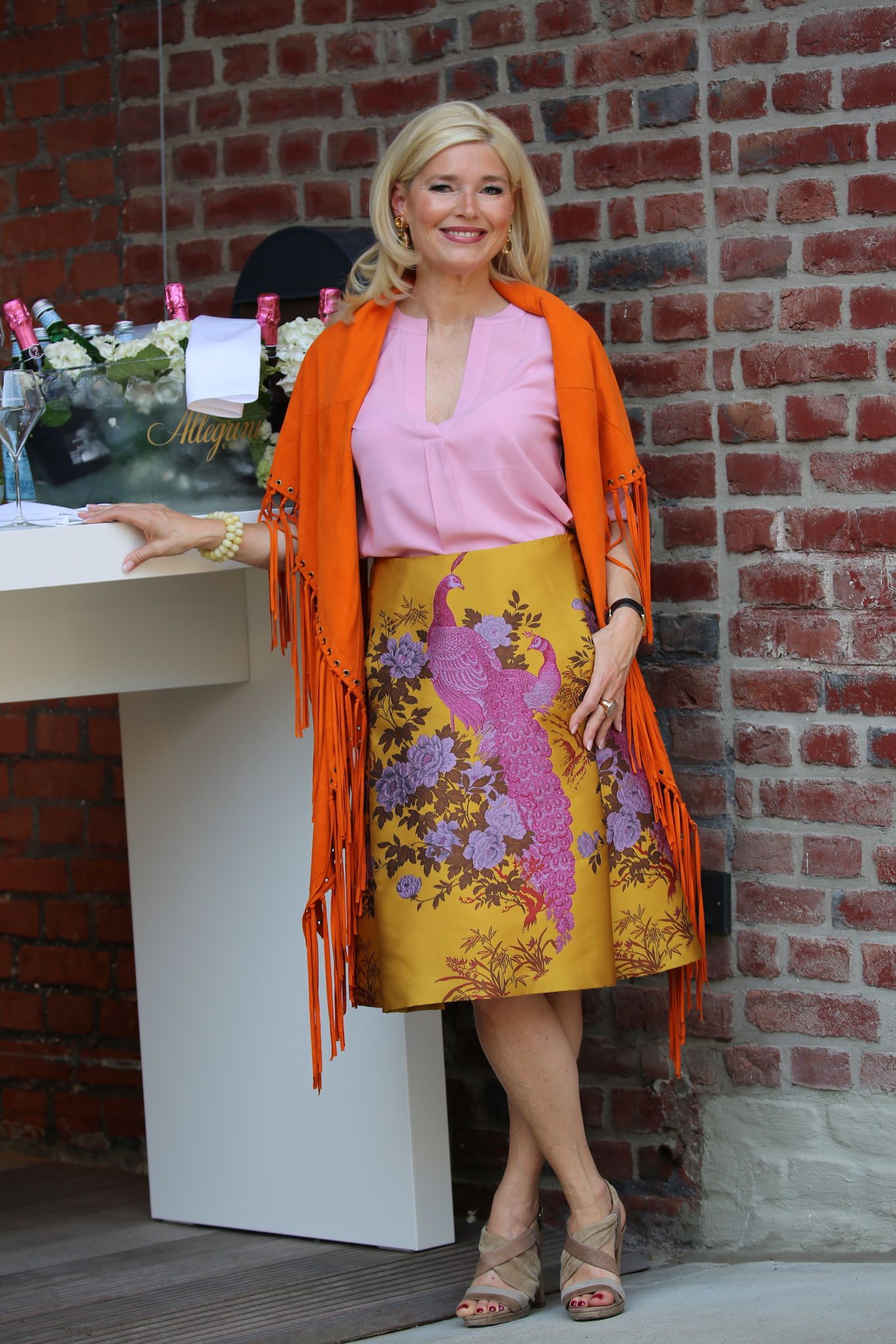 Petra Dieners, Brauksiepe Ladies Lunch, I & Beautiful Dresses, Fashion-Blog, Lieblingsstil.com,