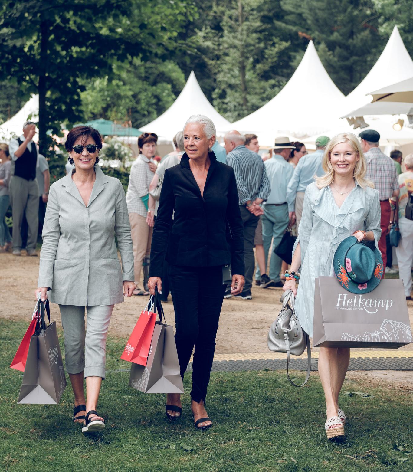 Schloss Lembeck Landpartie, Hetkam Raesfeld, Petra Dieners, Pia Hendriks in Annette Görtz, Lisa Schauf in Annette Götz,Fashion-Blog, Lieblingsstil.com, 3