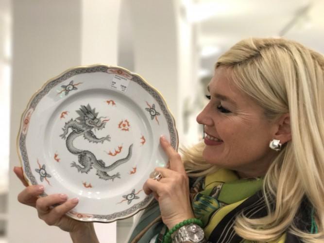 Schwarzer Drache Meißen, Petra Dieners, Meißen Porzellanmanufaktur, Lifestyle-Blog, Lieblingsstil.com,